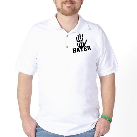Hi Hater Golf Shirt