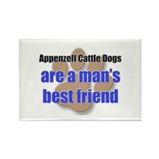 Appenzell Cattle Dogs man's best friend Rectangle
