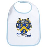 Philip Family Crest Bib