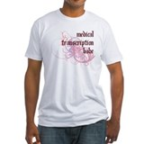 Medical Transcription Babe Shirt