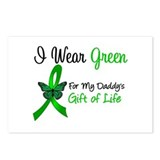 Organ Donor Daddy Postcards (Package of 8)