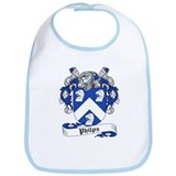 Philips Family Crest Bib