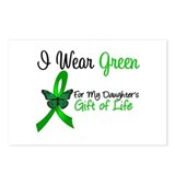 Organ Donor Daughter Postcards (Package of 8)