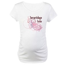 Herpetology Babe Shirt