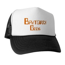 Baytown Geek Trucker Hat