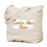 Chapel Hill Geek Tote Bag