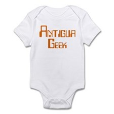 Antigua Geek Infant Bodysuit
