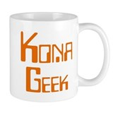 Kona Geek Coffee Mug