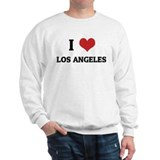 I Love Los Angeles Sweatshirt