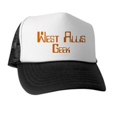 West Allis Geek Trucker Hat