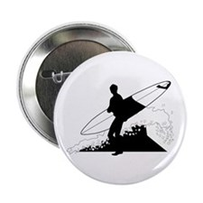 "Surfing 2.25"" Button (10 pack)"