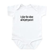 Oboe Infant Bodysuit