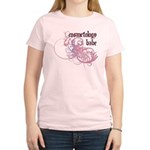 Cosmetology Babe Women's Light T-Shirt