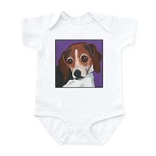 Suzette Beagle Infant Bodysuit