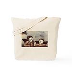 Raphael's Cherubs Tote Bag