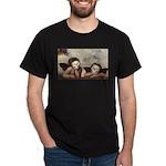 Raphael's Cherubs Dark T-Shirt
