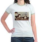 Raphael's Cherubs Jr. Ringer T-Shirt