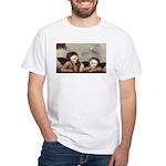 Raphael's Cherubs White T-Shirt