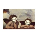 Raphael's Cherubs Mini Poster Print