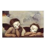 Raphael's Cherubs Postcards (Package of 8)