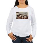 Raphael's Cherubs Women's Long Sleeve T-Shirt