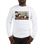 Raphael's Cherubs Long Sleeve T-Shirt