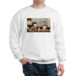 Raphael's Cherubs Sweatshirt
