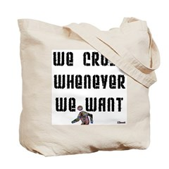 Crosswalk Liberation Society Tote Bag