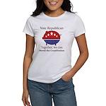 Shredder Pig Women's T-Shirt