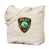 Deadwood Police Tote Bag