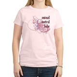 Animal Control Babe T-Shirt