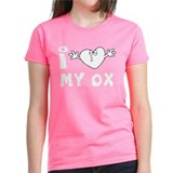 I Love My Ox Tee