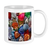 Guitar Picks Small Mug