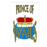 Baby Shower Prince Postcards (Package of 8)