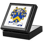 Stark Family Crest Keepsake Box