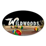 Decal - Wildwoods Sign