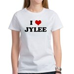 I Love JYLEE Women's T-Shirt