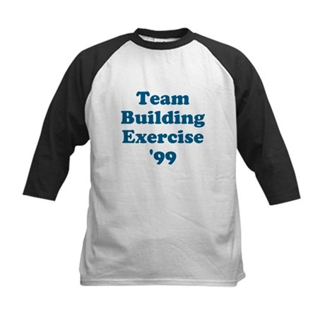 Team Building Exercise '99 Kids Baseball Jersey