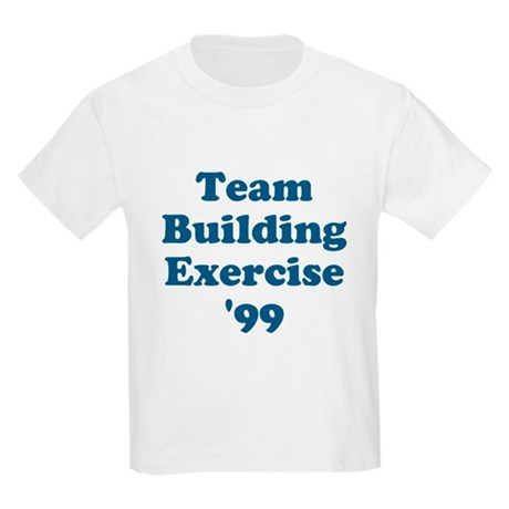 Team Building Exercise '99 Kids Light T-Shirt