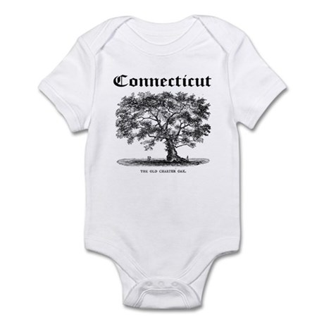 The Old Charter Oak Infant Bodysuit
