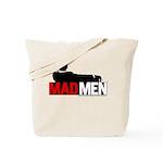 Madmen Truth Lies Tote Bag