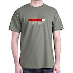 30 SECONDS UNTIL TEMPER EXPLODES... Dark T-Shirt