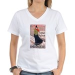Ambassadeurs Women's V-Neck T-Shirt