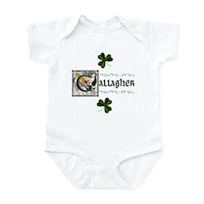 Gallagher Celtic Dragon Infant Creeper