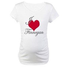 I love (heart) Finnegan Shirt