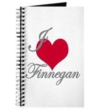 I love (heart) Finnegan Journal