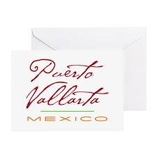 Puerto Vallarta - Greeting Card