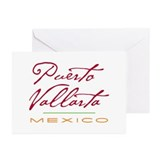 Puerto Vallarta - Greeting Cards (Pk of 20)