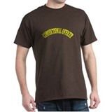 Correctional Officer T-Shirt T-Shirt