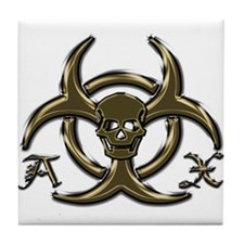 Team {AnTHraX} Tile Coaster